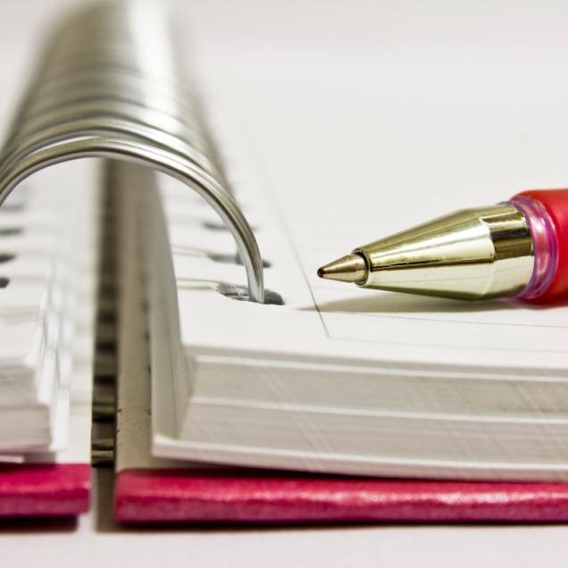 Pen Notepad