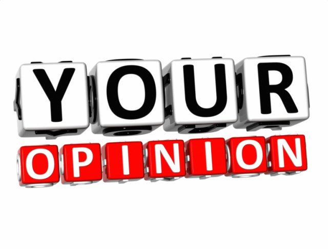 Consultation Your Opinion