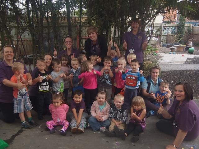 Highbridge Childrens Centre Nursery