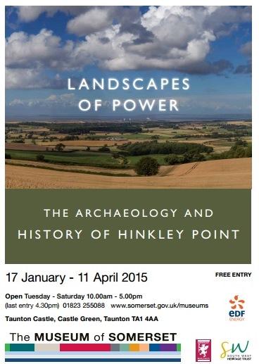 Poster Landscapes exhibition