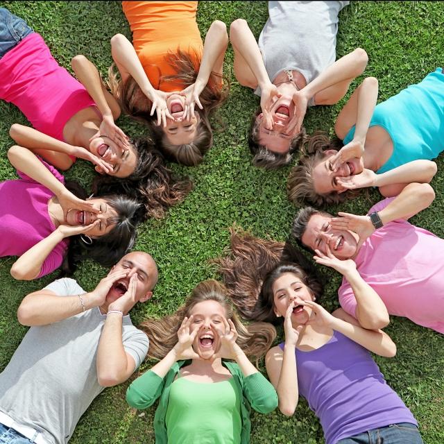 Youth Club Children