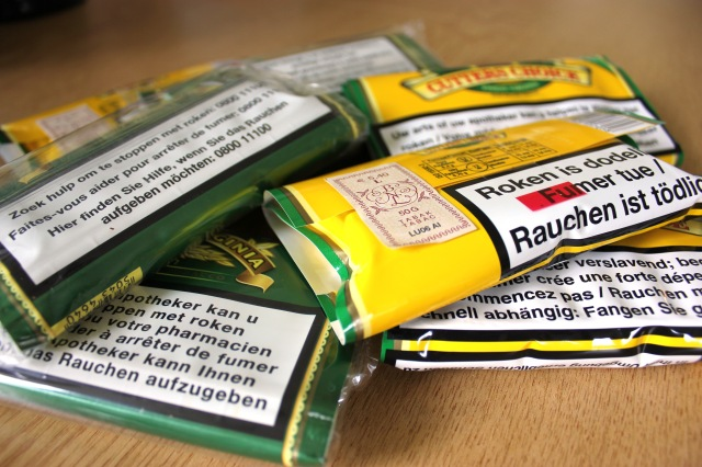 Devon and Somerset Trading Standards Illegal Tobacco