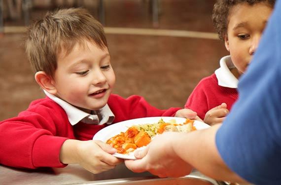 Free School Meals Fiona Moir Photo 2