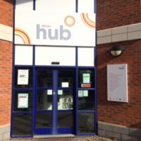 Glastonbury hub