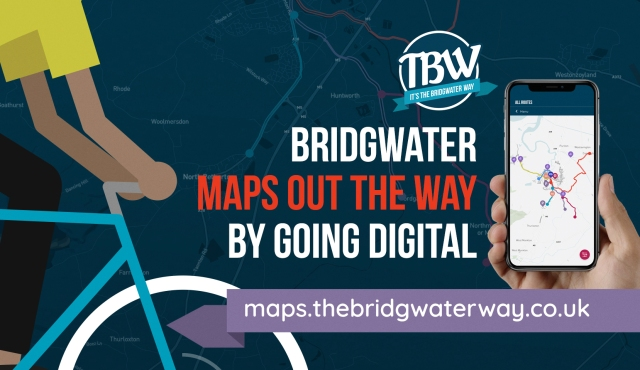 Bridgwater maps out the way image