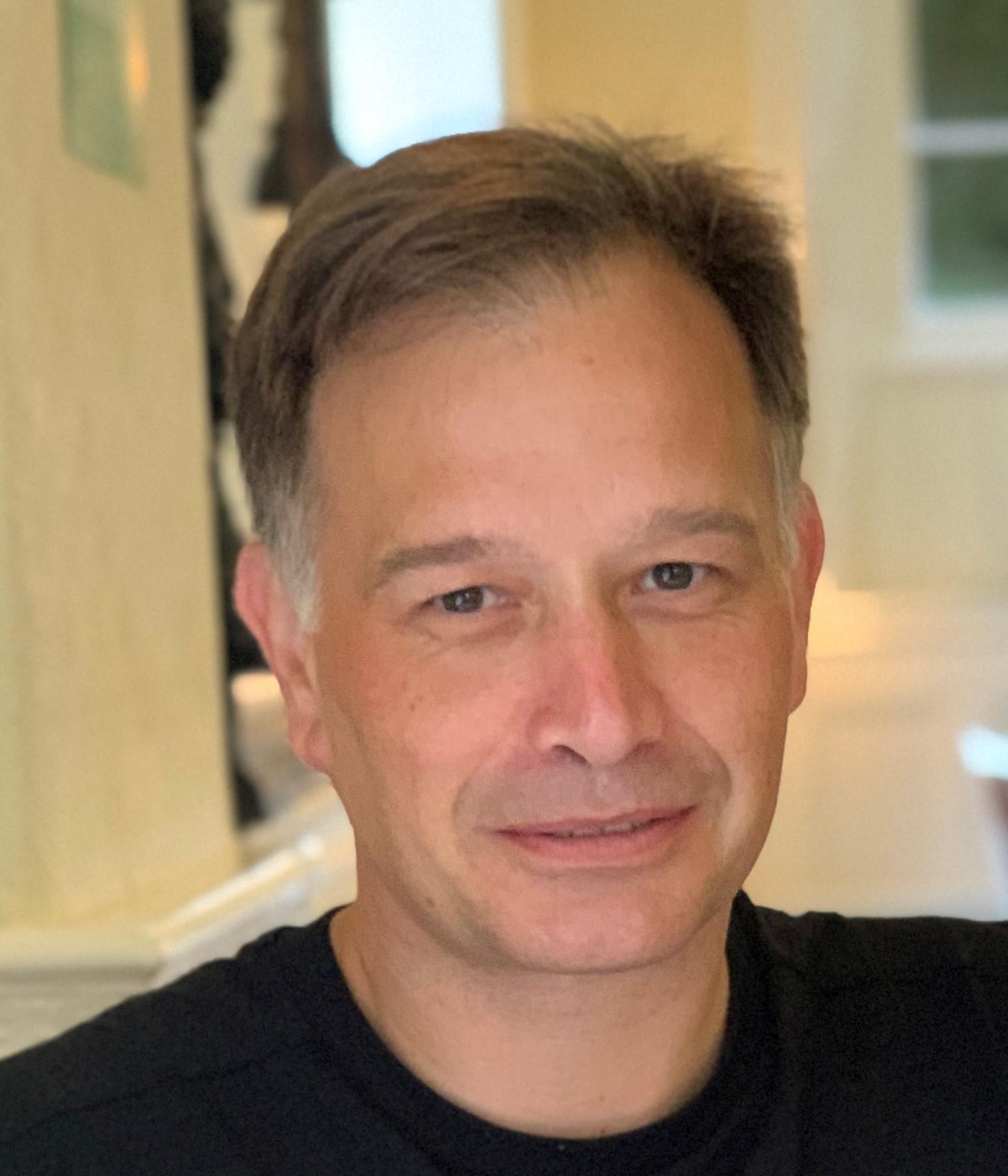 Photo of Tim Baverstock